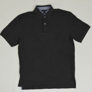 Tommy Hilfiger Big & Tall XXL Gray   Polo Cotton S